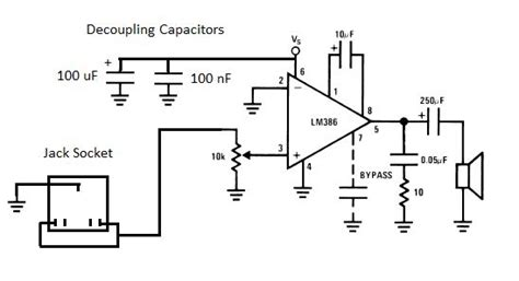decoupling capacitor wiring 533 best images about electrical concepts on electrolytic capacitor circuit diagram