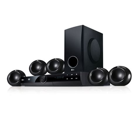 Dvd Home Theater System Lg Dh3120s lg ht306su home theater system audio lg electronics