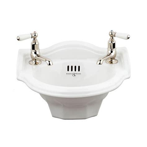 powder room basin edwardian powder room basin two perrin and rowe