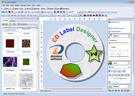 design label software free cd label designer download freeware de