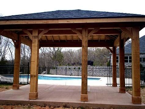 covered gazebo 1000 images about covered pergola ideas on