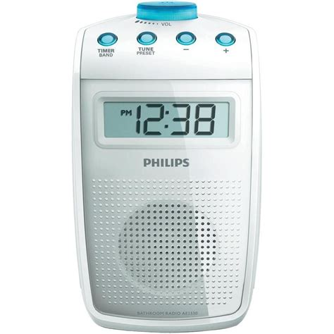 Philips Bathroom Radio Ae2330 Reviews Philips Ae2330 Quuality Waterproof Shower Bathroom