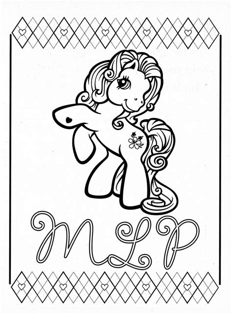 my little pony cheerilee coloring pages 1000 images about coloring pages scanned on pinterest