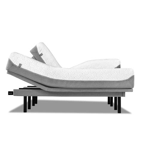 tempur pedic tempur ergo adjustable bed reviews wayfair