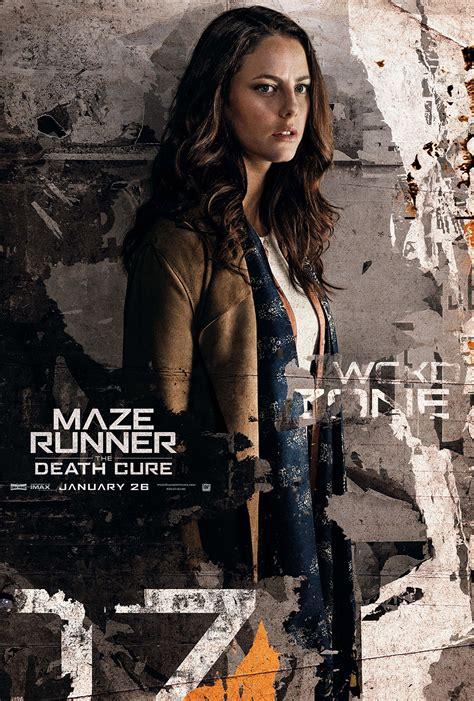 Maze Runner Cure 3 maze runner the cure fox