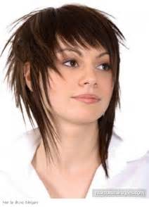 choppy layered haircuts for baby hair medium choppy layered hairstyles for women 2 short