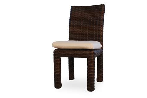 contempo armless dining chair