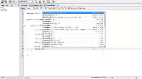 dividir cadenas java tipos de datos int long float y double java netbeans 8