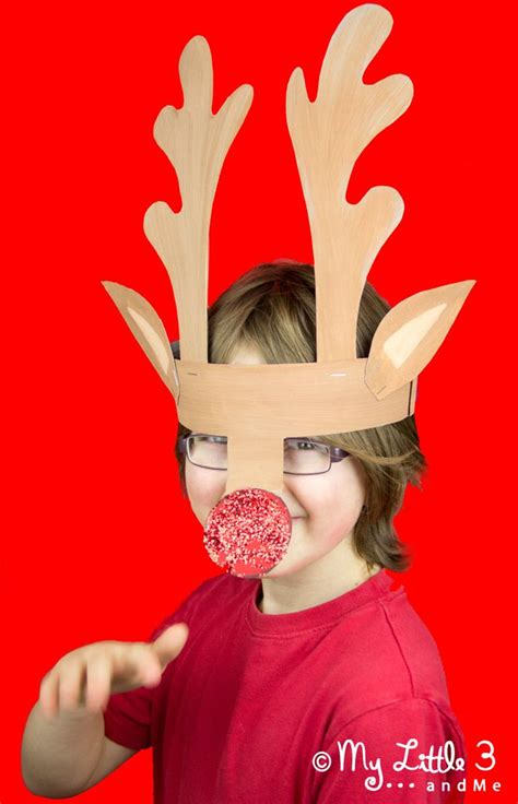 printable reindeer headband best 25 reindeer hat ideas on pinterest christmas