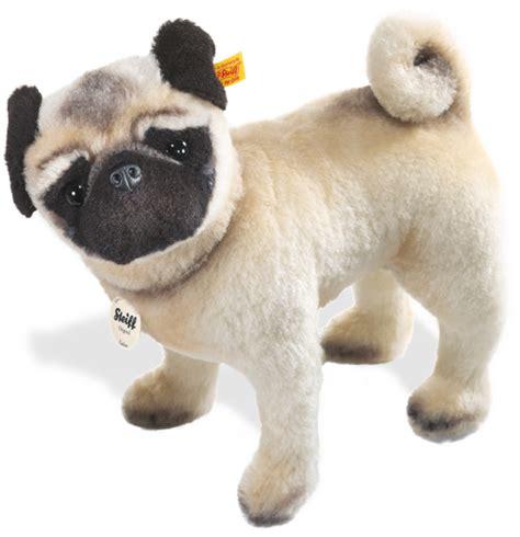 pug teddy steiff animals lielou pug 045042 free steiff gift box