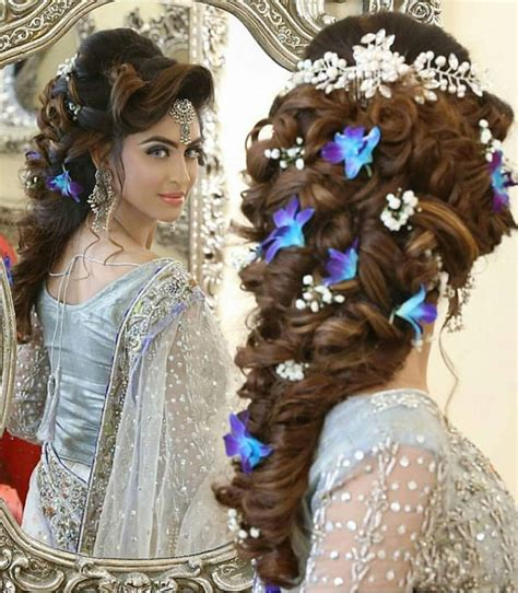 Indian Wedding Hairstyles For Curly Hair by Bridal Hairstyles For Hair Indian Hairstyles