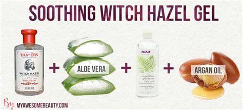 Wardah Nature Daily Moisturizer Gel Witch Hazel 18 awesome uses for witch hazel on skin 8 diy recipes