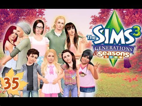 how to uninstall sims 3 seasons let s play the sims 3 generations seasons part 35