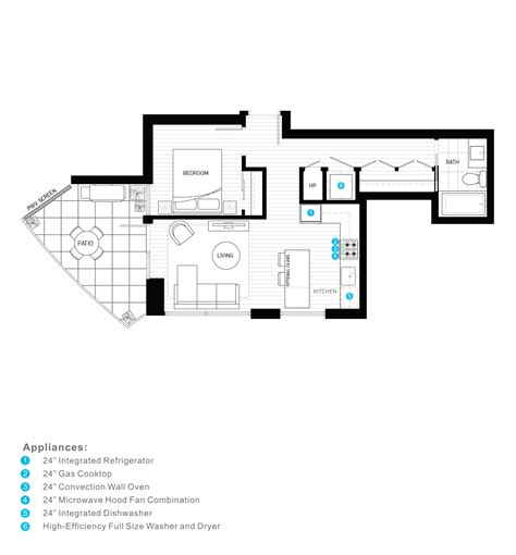 Northwest Floor Plans | plan a1 northwest onni group