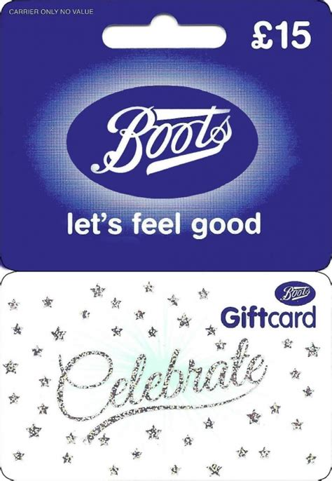 Gift Cards In Uk - thegiftcardcentre co uk boots gift card