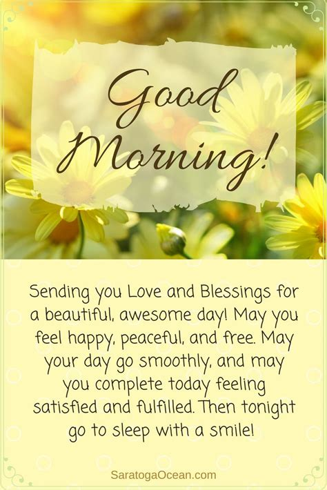 25 best morning greetings quotes on