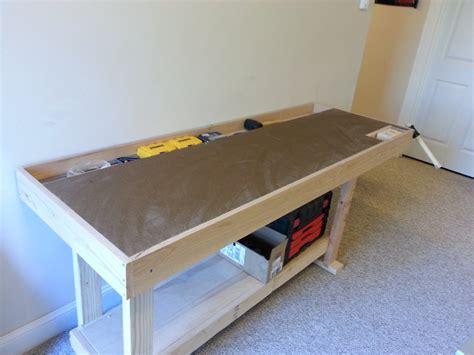 norm woodworking norm abram workbench by joph lumberjocks