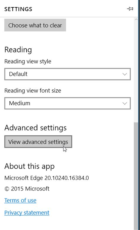 Search Engine Address How To Change The Default Search Engine In Microsoft Edge