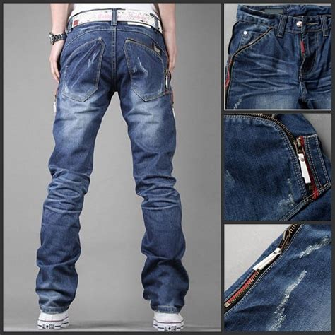 What Is The Latest In Jean Fasion In 2015 | china 2016 hot sell new fashion style men s jeans photos