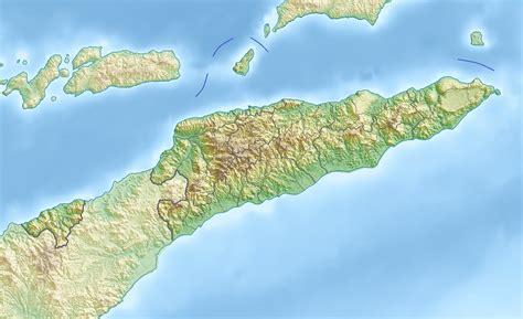 east timor location on world map um pouco sobre a geografia do timor leste timocos