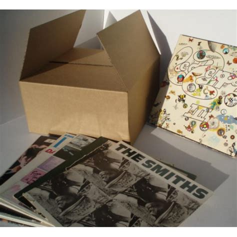 12 Inch Vinyl Mailers by 12 Quot Vinyl Record Storage Boxes Boxes For Posting 12