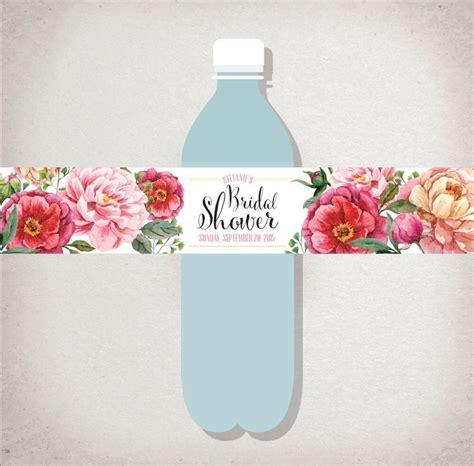 water bottle labels wedding personalized water bottle labels wedding