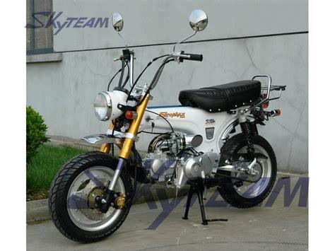 Motorrad 125 Tuning by Skyteam 125ccm 4 Takt Skymax Dax Pro Tuning Motorrad Ewg
