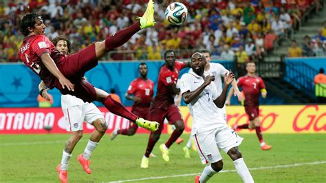 World Cup Portugal world cup ratings usa portugal tie is most watched soccer