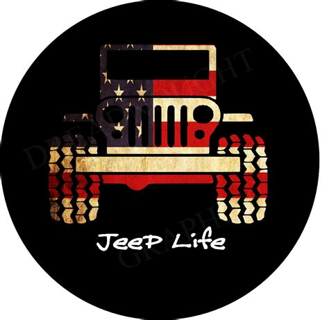 jeep life jeep spare tire cover autos post