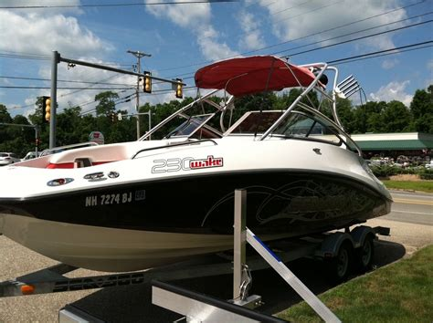 sea doo wake 230 jet boat sea doo wake 230 2008 for sale for 10 000 boats from