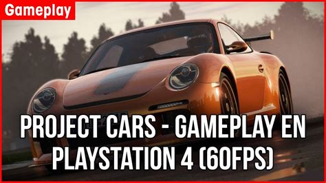 Ps4 Project Cars Complete Edition Reg 1 All project cars gameplay en playstation 4 60fps