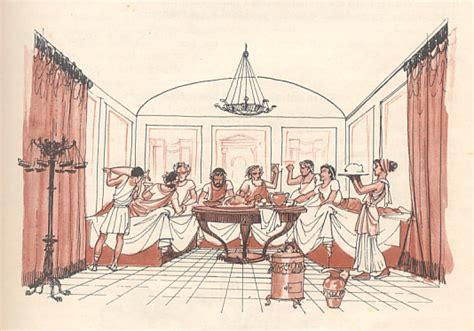 romani a tavola i romani a tavola