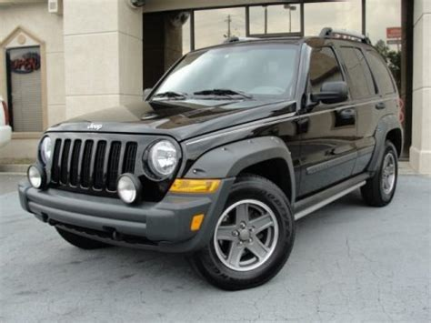 2006 Jeep Liberty Specs 2006 Jeep Liberty Renegade Data Info And Specs Gtcarlot