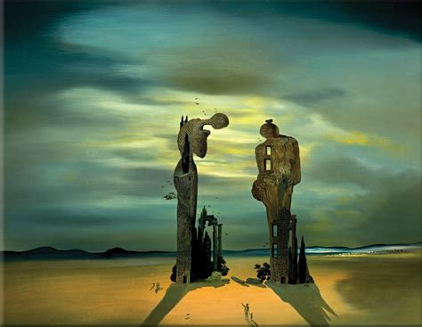 apparition of face and fruit dish salvador dali s paintings
