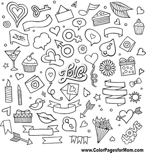 doodle and sketchbook a coloring activity and doodle book for of all ages books doodles 107 advanced coloring pages