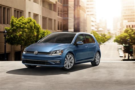 Volkswagen 2019 Lineup by 2019 Vw Lineup Is A Mixed Bag As The Golf Loses Power And