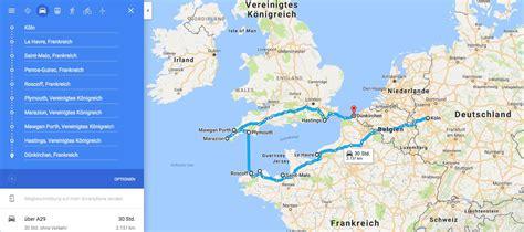 Mit Auto Nach England by Rundreise S 252 Dengland Und Cornwall Route Tipps F 252 R