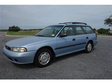 1995 subaru outback sell used 1995 95 legacy outback wagon non smoker no