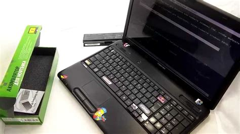 toshiba satellite c660 замена на аккумулятор powerplant для ноутбуков toshiba satellite