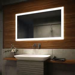 wandspiegel mit led beleuchtung eco badspiegel mit led beleuchtung wandspiegel