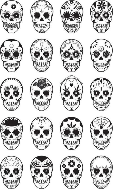 sugar skull tattoo designs tumblr 1000 ideas about sugar skull drawings on