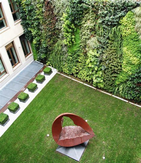 architettura di giardini grandi giardini verticali l ultima tendenza dell