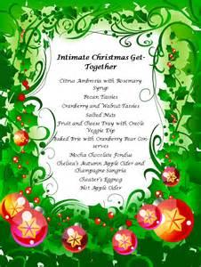 4 u gluten free intimate christmas get together