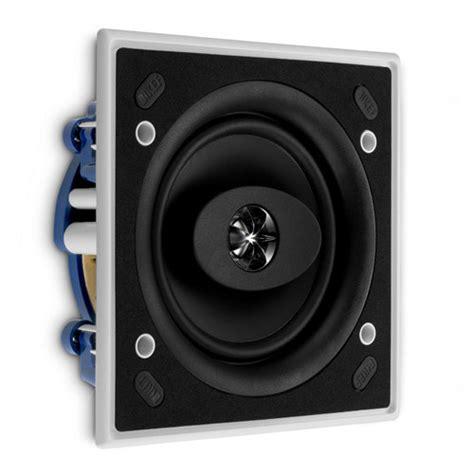 Square Ceiling Speaker Ceiling Speaker Kef Ci130cs In Ceiling Or In Wall Square Speaker Pat S