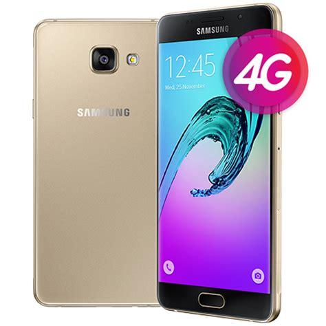 New Samsung A5 2016 Warna Gold samsung galaxy a5 2016 gold