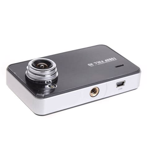 Baco Car Dvr Recorder K6000 by Baco Dvr Mobil 2 5 Inch 1080p K6000 Black