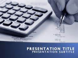 Accounting Powerpoint Templates by Royalty Free Accounting Powerpoint Template In Blue