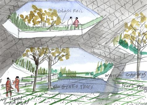 design environment for forming world design park complex steven holl architects