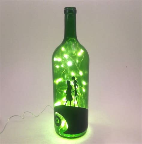 with light inside best 25 bottle lights ideas on bottles