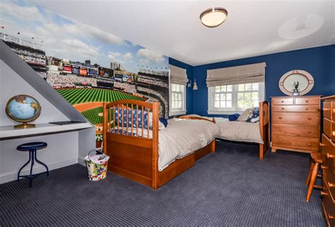 baseball bedrooms boys baseball bedroom